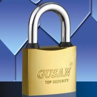 Cheap Super Ti-gold Plated Padlock for sale