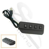 Cheap   4-PORT USB HUB With Power Switch for sale
