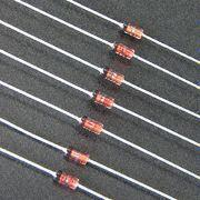 DIODE 1N41481N4148 SiliconEpitaxial Planar Fast Switching Diodes with Stable Performance