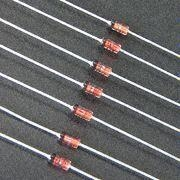 Quality DIODE 1N41481N4148 SiliconEpitaxial Planar Fast Switching Diodes with Stable Performance wholesale