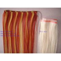 Skin weft,PU-tape weft,Hand-tied weft Manufactures