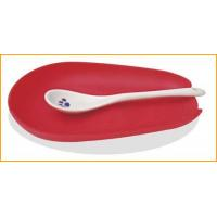 Cheap Silicone item Silicone spoon mat silicone spoon mat for sale