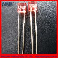Cheap 3mm flat top red for sale