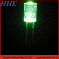 Cheap 5mm green flat top led 5.0*6.8 for sale