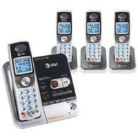 Cheap AT&T See details AT&T TL72408 5.8 GHz Four Handset Cordless Telephone with Answering System and Caller ID for sale