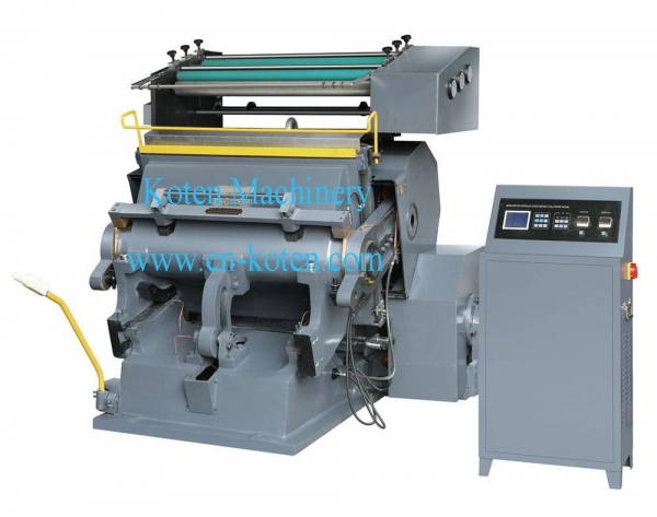 Quality Hot Foil Stamping and Die Cutting Machine Model: TYMQ series wholesale