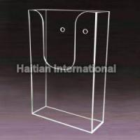 Cheap Wall Mounted Acrylic Brochure Holder for sale