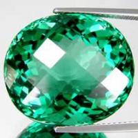 Synthetic Green Quartz Manufactures