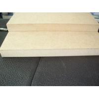 Buy cheap MDF,HDF MDF Light yellow color,E0 / E1 glue from wholesalers