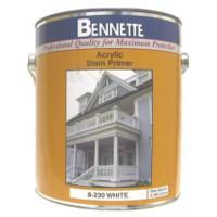 Buy cheap Acrylic Stain Primer White 1 Gallon from wholesalers