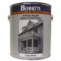 Buy cheap Exterior Acrylic House Paint Primer White 1 Gallon from wholesalers