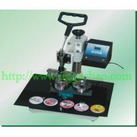 Min.chest badge heat transfer machine Manufactures