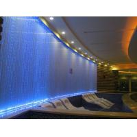 Buy cheap TJ-GQD3 curtain and waterfall LED fiber optic curtain light/waterfall light from wholesalers