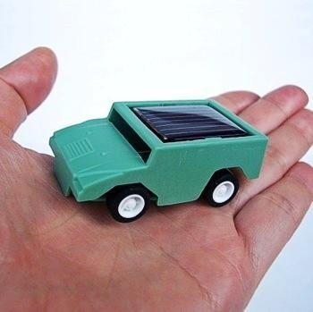 Quality TJ-TMIC1 Solar diy mini car toy wholesale