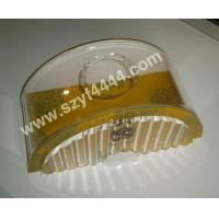 Acrylic napkin boxZX-014 Manufactures