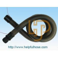 PVC spiraled wire hose