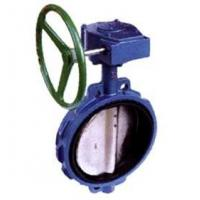 Cheap Rubber lined butterfly valve for sale