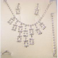 Jewellery set Item NO: NS9576 Manufactures