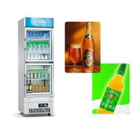 Refrigerated showcase Series ZB-268B(DoubleDoor) Manufactures