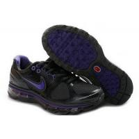Cheap Kids Nike Air Max 2009 IV Black Purple for sale