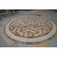Medallion Customized Hotel Floor Medallion Manufactures