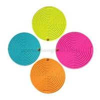 Silicone Placemat Round Shape Manufactures