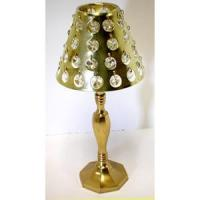 Cheap Table Lamp - Clear Crystal GOLD for sale