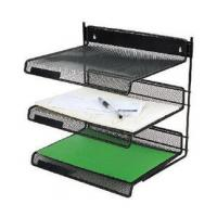 Cheap 3-TIER metal mesh file tray for sale