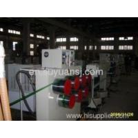 Cheap PET plastic strapping production line for sale
