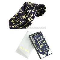 Cheap Chinese Calligraphy Tie for sale