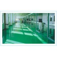 China Solvent-free epoxy mortar self-leveling floor paint on sale