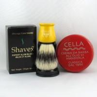 Cheap 25 Kits Under $25 Cella Shaving Kit with Shavex for sale