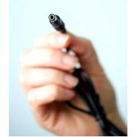 Cheap Power Cord Hidden Camera with DVR for sale