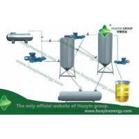 Cheap Products Pollution free, high oil yield waste engine oil distillation plant for sale