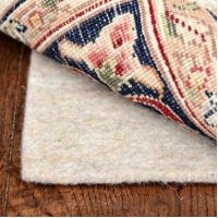 Cheap 5x8 Deluxe 1/4 Inch Thick 100% Felt Jute Area Rug Pad for Hard Floors for sale
