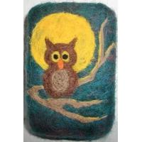 Night Owl Felted Soap Manufactures