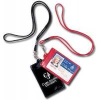 China Key Rings & Lanyards ID Holder - Vertical on sale