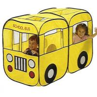 Cheap KID ITEMS 21202: Kid bus tent for sale