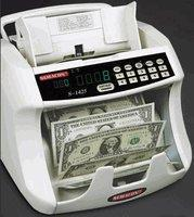 China Semacon S-1425 Bank Grade Currency Counter with UV & MG Counterfeit Detection on sale