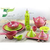 Colourful Stoneware Dinnerware Colour Series L512