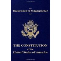 The Declaration Of Independence And The Constitution Of The United States Of America by CreateSpace Manufactures
