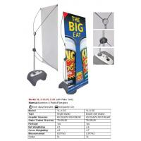 Outdoor X Banner Stand VL-X-SS/VL-X-SD Manufactures