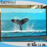 Cheap Fixed LED Displays P5 indoor full color video commercial led display screen for sale