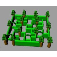 Cheap Inflatable Tunnel/Inflatable Maze MG-03 for sale