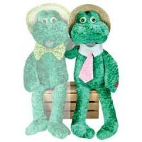 Cheap Louie Frog - LONG NECK TIE for sale