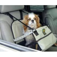 Buy cheap Pet Car Booster Seat Faux Leather from wholesalers