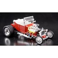 """Cheap tes460045 - 1/24 Model """"T"""" Bucket (Red) (Metal Kit) for sale"""