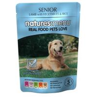 dogs guide senior food