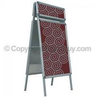 """Cheap Sidewalk Signs: 23.6"""" *33.5"""" Snap Frame with Header for sale"""