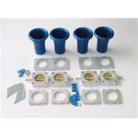 Cheap throttle block kit 4cyl 40mm to 50mm throttle plates - 80mm Throttle Centres for sale